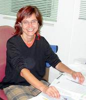 Eugènia Martí. Científica titular del CSIC en el Centro de Estudios Avanzados de Blanes