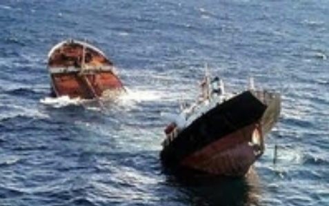 A maritime incident. Image from the web of Tosca project.